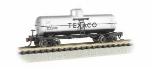 N Gauge Texaco ACF 36.5' 10,000 Gallon Tank Car - 17854