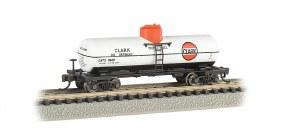 N Scale Clark ACF 36.5' 10,000 Gallon Tank Car - 17857