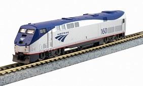N Gauge GE P42 Genesis Amtrak #160 Phase V Late DCC Ready - 1766031