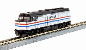 N Gauge EMD F40PH Amtrak Phase III #330 DCC Ready - 1766105