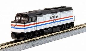 N Gauge EMD F40PH Amtrak Phase III #381 DCC Ready - 1766107