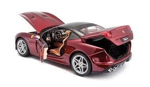 1:18 Scale Ferrari California T (Closed Top) - 16902