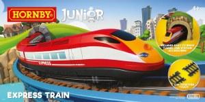 OO Gauge Junior Express Train Set - R1215