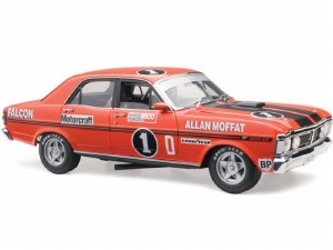 1:18 Scale XY Falcon Phase III GT-HO 1972 Bathurst - 18700