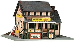 N Scale William's Country Store Kit - 7463
