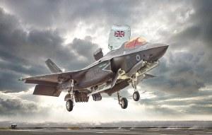 1:72 Scale F-35 B Lightning II STOVL Version - 51-1425S