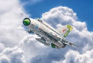 1:72 Scale MiG-21 Bis ''Fishbed'' - 51-1427S