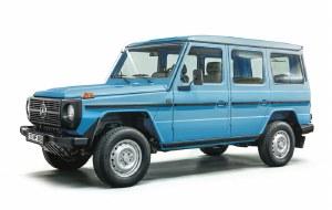 1:24 Scale Mercedes Benz G230 - 51-3640S