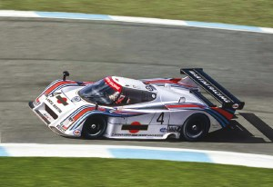 1:24 Scale Lancia LC2 - 51-3641S