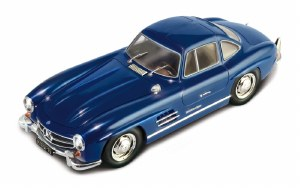1:24 Scale Mercedes Benz 300 SL Gullwing - 3645