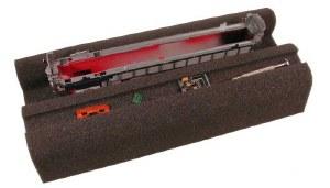 HO Gauge Foam Locomotive Cradle - 6-22