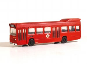 OO/HO Scale Leyland National Bus London Transport Livery Kit - 5138