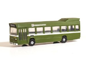 OO/HO Scale Leyland National Bus London Country Livery Kit - 5139