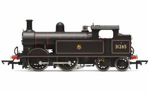 OO Scale BR H Class 0-4-4T 31265 Era 4 DCC Ready - R3631