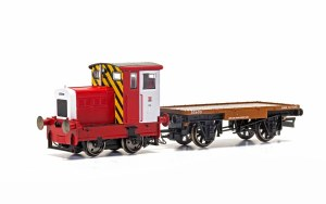 OO Gauge John Dewar & Sons R&H 48DS 0-4-0 No.458957 DCC Ready - R3705
