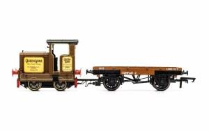 OO Gauge Longmorn Distillery R&H 48DS 0-4-0 Queen Anne DCC Ready - R3707