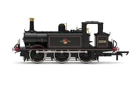 OO Scale BR 'Terrier' 0-6-0T 32636 Era 5 DCC Ready - R3768