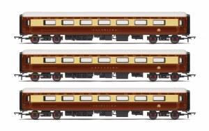 OO Gauge 'Northern Belle' Mk2D Coach Pack Era 10 - R4898