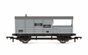 OO Scale BR, AA15 20T 'Toad' Goods Brake Van, W68530 Era 4 - R6922