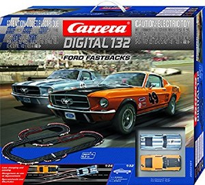Digital 132 Ford Fastbacks Set - 30194