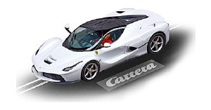 Digital 132 LaFerrari, White - 30712