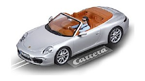 Digital 132 Porsche 911 S Cabriolet, Silver - 30773