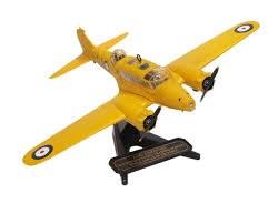 1:72 Scale Avro Anson #6013 AA - 72AA006