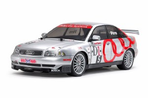 1:10 Audi A4 Quattro (TT01-E Chassis) Assembly Kit - T47414