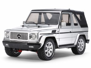 1:10 Mercedes Benz G320 Cabrio Assembly Kit - 58629