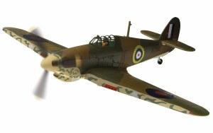 1:72 Scale Hawker Hurricane Mk.I V7795 Plt. Off W Vale RAF No.80 Squadron 1941 - AA27604