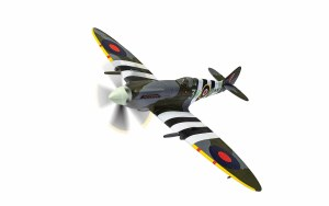 1:72 Scale Supermarine Spitfire XIV RM740, RAF No.322 Squadron August 1944 - AA38707