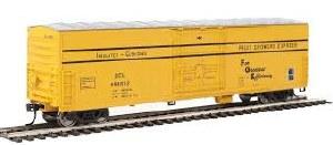 HO Gauge 50' FGE Insulated Boxcar Seaboard Coast Line #494652 - 910-2035