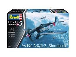 "1:32 Scale Fw190 A-8 ""Sturmbock"" - 03874"