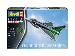 """1:72 Scale Eurofighter """"Ghost Tiger"""" - 03884"""