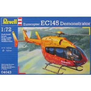 1:72 Scale Eurocopter EC145 Demonstrator - 04643