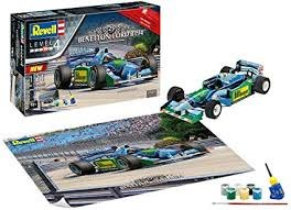 """1:24 Scale 25th Anniversary """"Benetton Ford B194"""" Set - 05689"""
