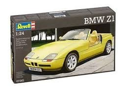 1:24 Scale BMW Z1- 07361