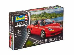 1:24 Scale Porsche Boxter - 07690