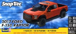 1:25 Scale 2017 Ford F-150 Raptor Snap Tite Kit - 11985