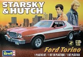 1:25 Scale Starsky & Hutch Ford Torino - 14023