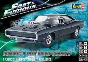 1:25 Scale Dominic'S '70 Dodge Charger - 14319