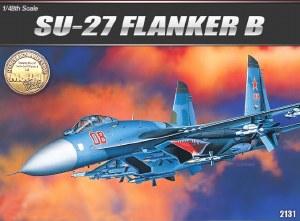 1:48 Scale S-27 Flanker B - 12270