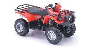 1:12 Scale Suzuki Vinson Auto 500 ATV - AN42953