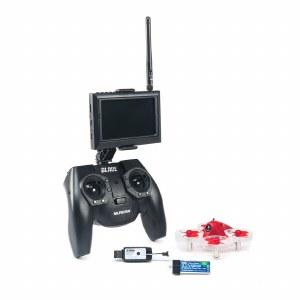 Inductrix FPV Plus RTF FPV Drone w/5.8gHz Screen - BLH9600