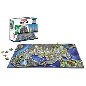 4D Cityscape Macau 1000pcs - CLE031