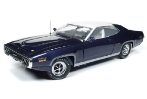 1:18 Scale 1971 Plymouth Sattellite - AMM1146