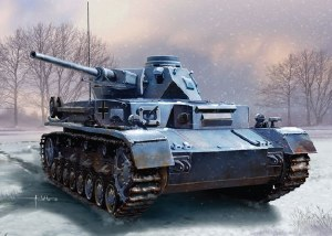 1:35 Scale Pz.Kpfw.IV Ausf.D w/5cm L/60 - 6736
