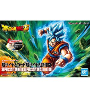 Figure-rise Standard Super Saiyan God Super Saiyan Son Goku - G50582281