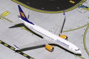 1:400 Scale Boeing B737-8MAX Icelandair TF-ICE - GJICE1767