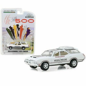 1:64 Scale 1970 Oldsmobile Vista Cruiser 54th Annual Indy 500 Official Pace Car - 30049